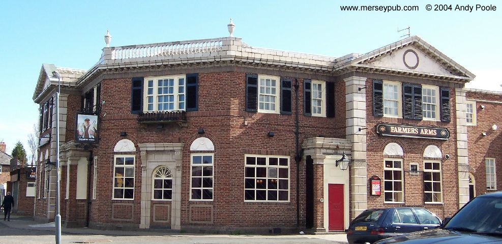 Farmers Arms Function Room Liverpool